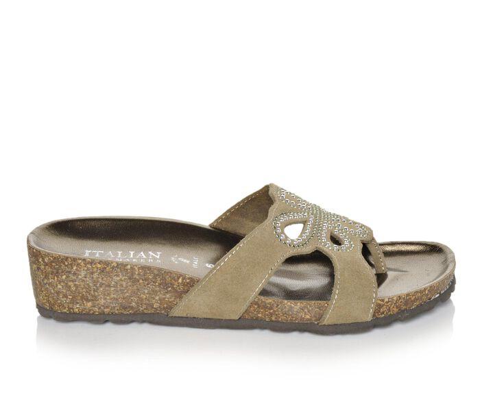 Women's Italian Shoemakers Tiara Sandals