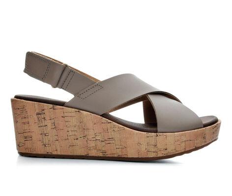 Women's Clarks Stasha Hale Platform Sandals