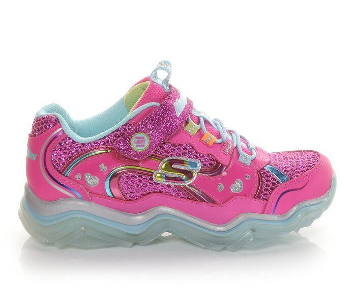 Girls' Skechers Magic Lites-Kazam 10.5-3 Slip-On Sneakers