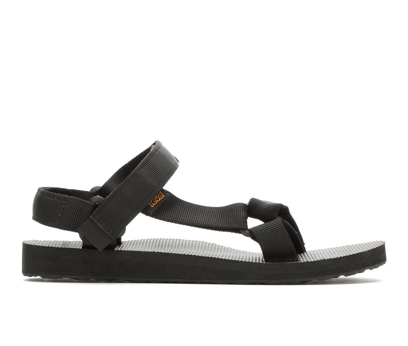 Women's Teva Original Universal Hiking Sandals Black