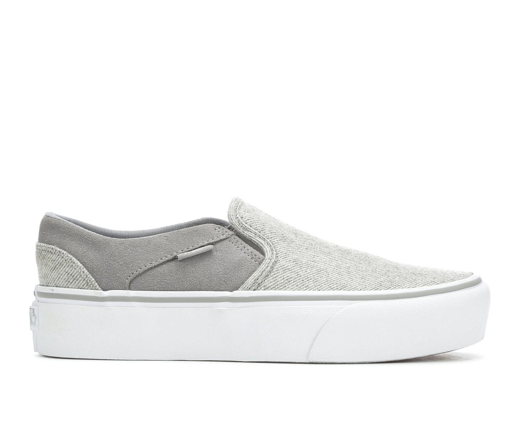 7fae675bfe5b Women's Vans Asher Platform Skate Shoes | Shoe Carnival