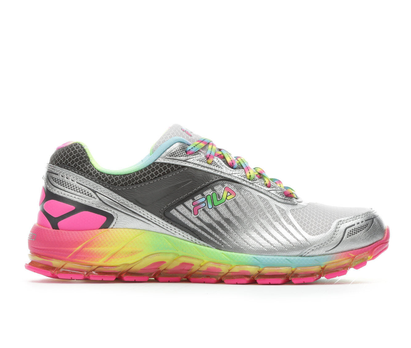 clearance footlocker finishline free shipping discounts Women's Fila Deliver 2 360 Energized Running Shoes PPi4n3