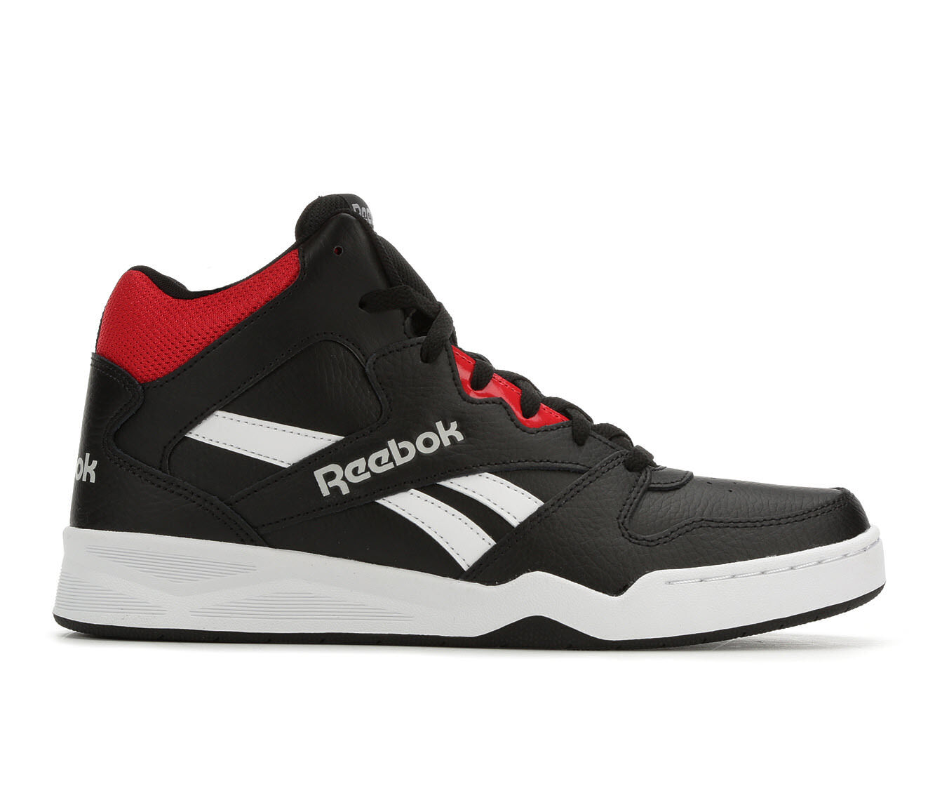 a large variety of Men's Reebok Royal BB4500 HI2 Retro Sneakers Blk/Red/Wht