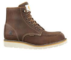 "Men's Carhartt CMW6095 Wedge 6"" Waterproof Soft Toe Work Boots"