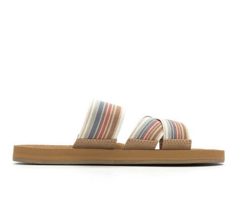 Women's Roxy Shoreside Slip-On Sandals