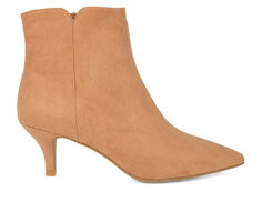 Women's Journee Collection Isobel Kitten Heel Booties