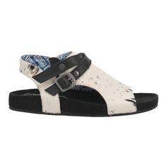 Women's Dingo Boot Savannas Footbed Sandals