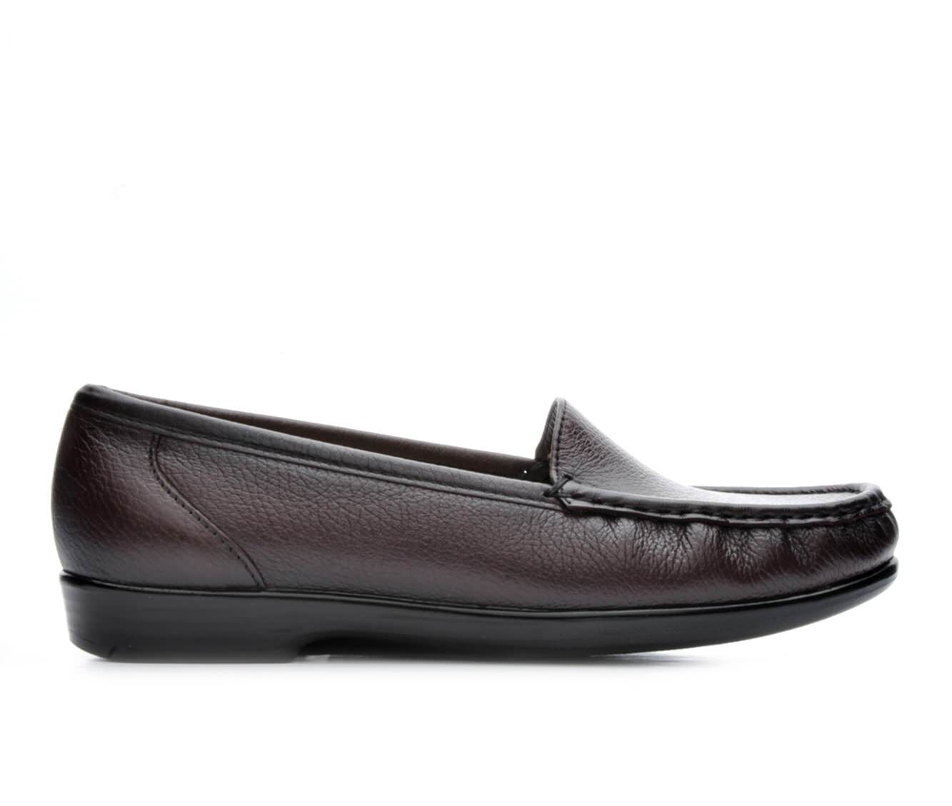 Women's Sas Simplify Loafers Antique Wine