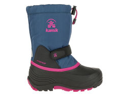 Kids' Kamik Little Kid & Big Kid Waterbug 5 Wide Winter Boots