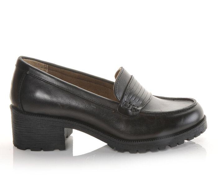 Women's Eastland Newbury Heeled Penny Loafers