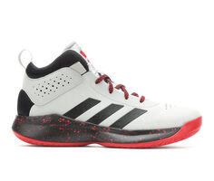 Boys' Adidas Little Kid & Big Kid Cross Em Up 5 Wide Basketball Shoes