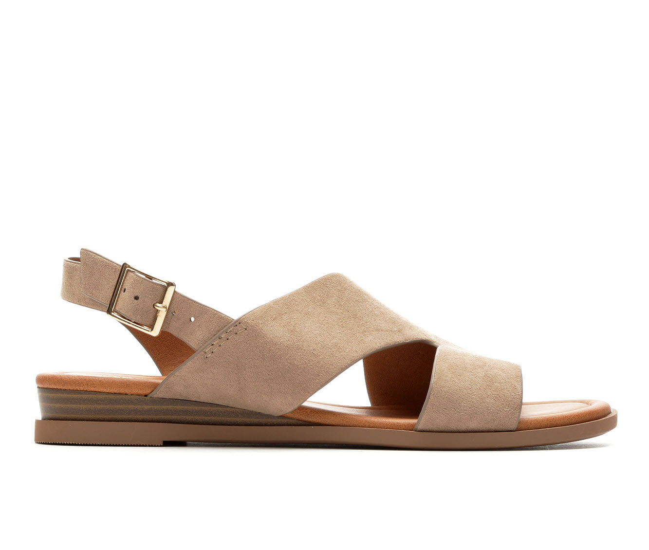 Women's Solanz Brooklyn Sandals Lt Taupe