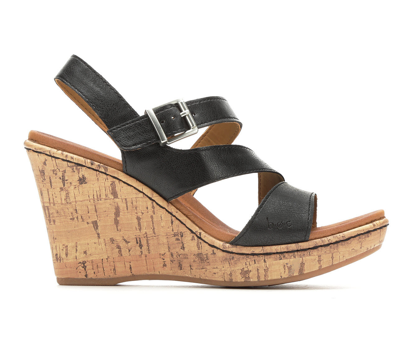 cheapest latest style Women's B.O.C. Schirra Wedges Black