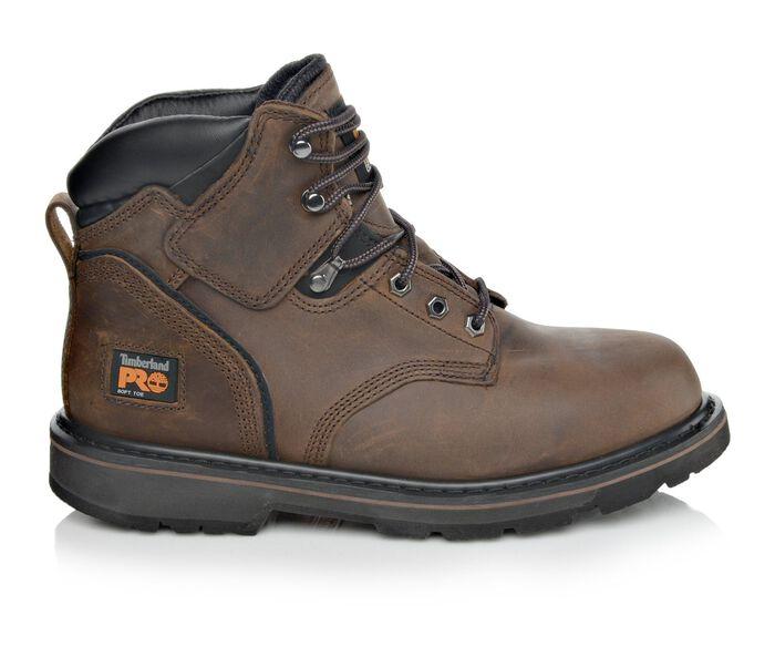 Men's Timberland Pro Pit Boss 6 Inch 33046 Soft Toe Work Boots