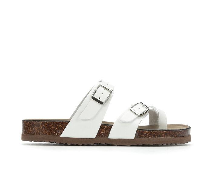 Girls' Madden Girl Little Kid & Big Kid JBryceee Strappy Footbed Sandals