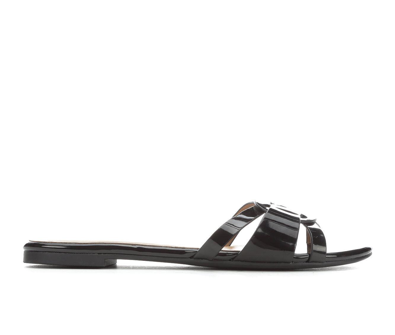 Women's Y-Not Betony Sandals Black Pat