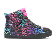 Girls' Skechers Little Kid & Big Kid Cat Ombre High-Top Sneakers