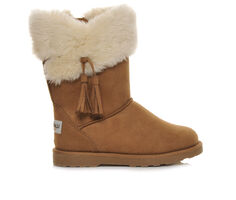 Girls' Makalu Little Kid & Big Kid Iceland Boots