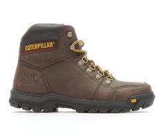 Men's Caterpillar Outline Soft Toe Work Boots
