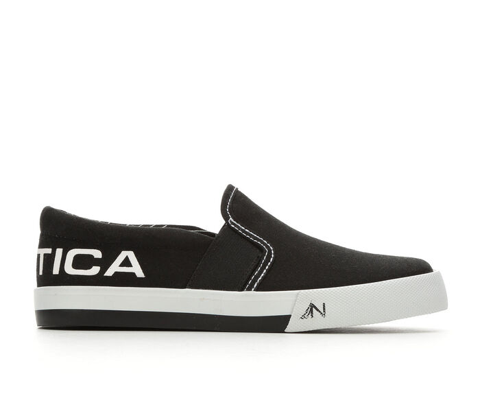 Boys' Nautica Little Kid & Big Kid Fairwater Slip-On Sneakers