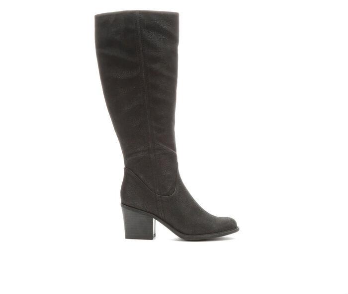 Women's Unr8ed Uptown Knee-High Heeled Boots
