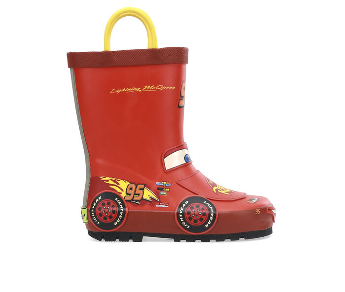 Boys' Western Chief Toddler Lightning McQueen Rain Boots
