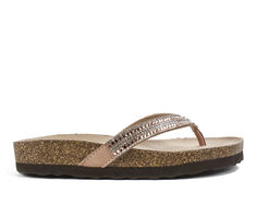 Women's White Mountain Hadyn Footbed Sandals
