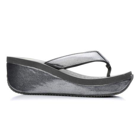 Women's Volatile Patrice Platform Wedge Flip-Flops
