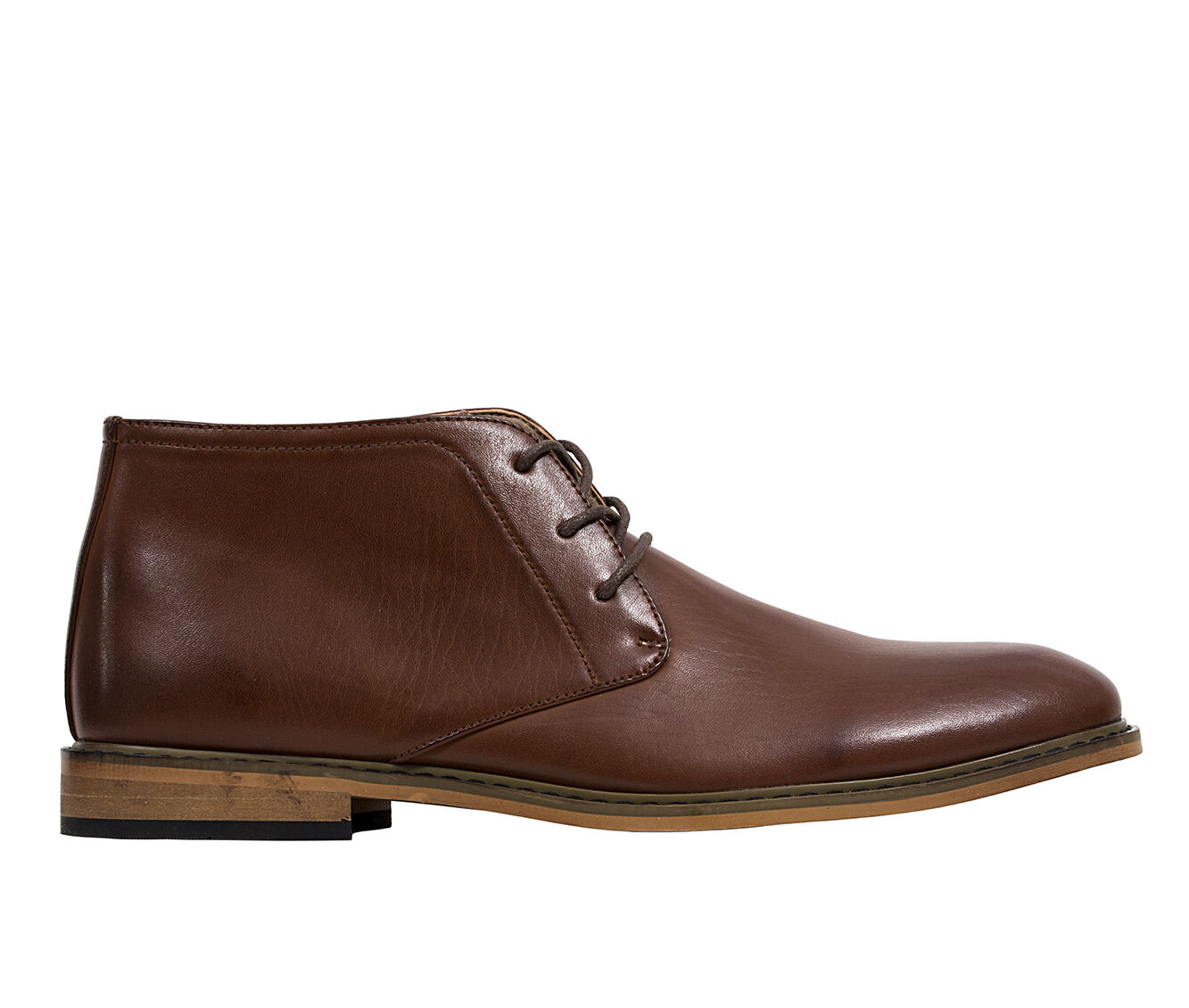 Men's Deer Stags James Dress Shoes Dark Luggage
