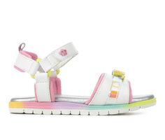 Girls' Juicy Toddler Lil Pebbles Blvd Sandals