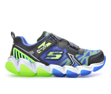 Boys' Skechers Skech Air 3.0 10.5-4 Slip-On Sneakers