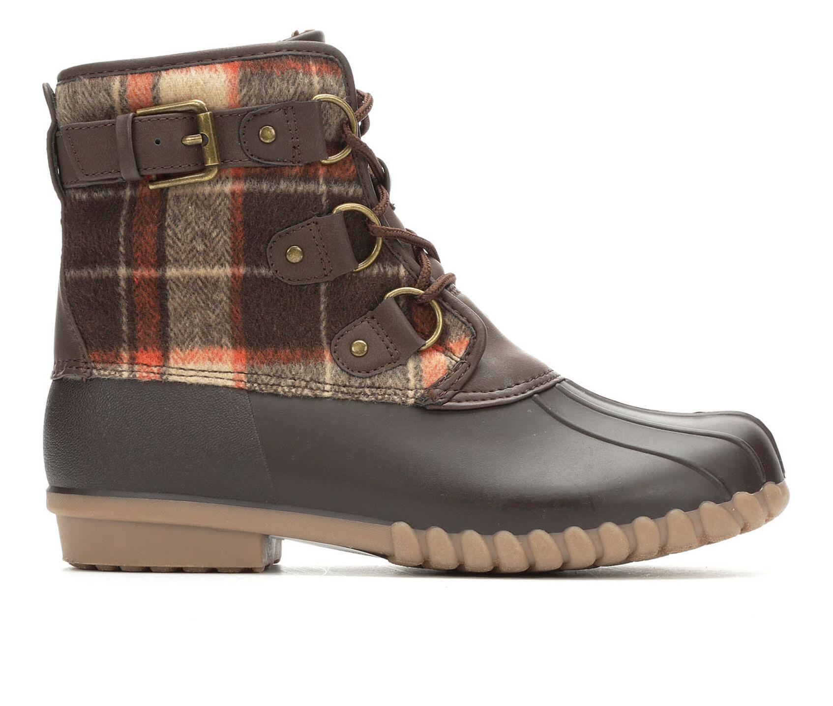 BareTraps Women's Fahn Duck Boots