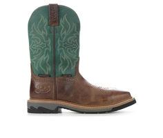 Men's Justin Boots SE4105 Stampede Bolt Comp Toe Cowboy Boots
