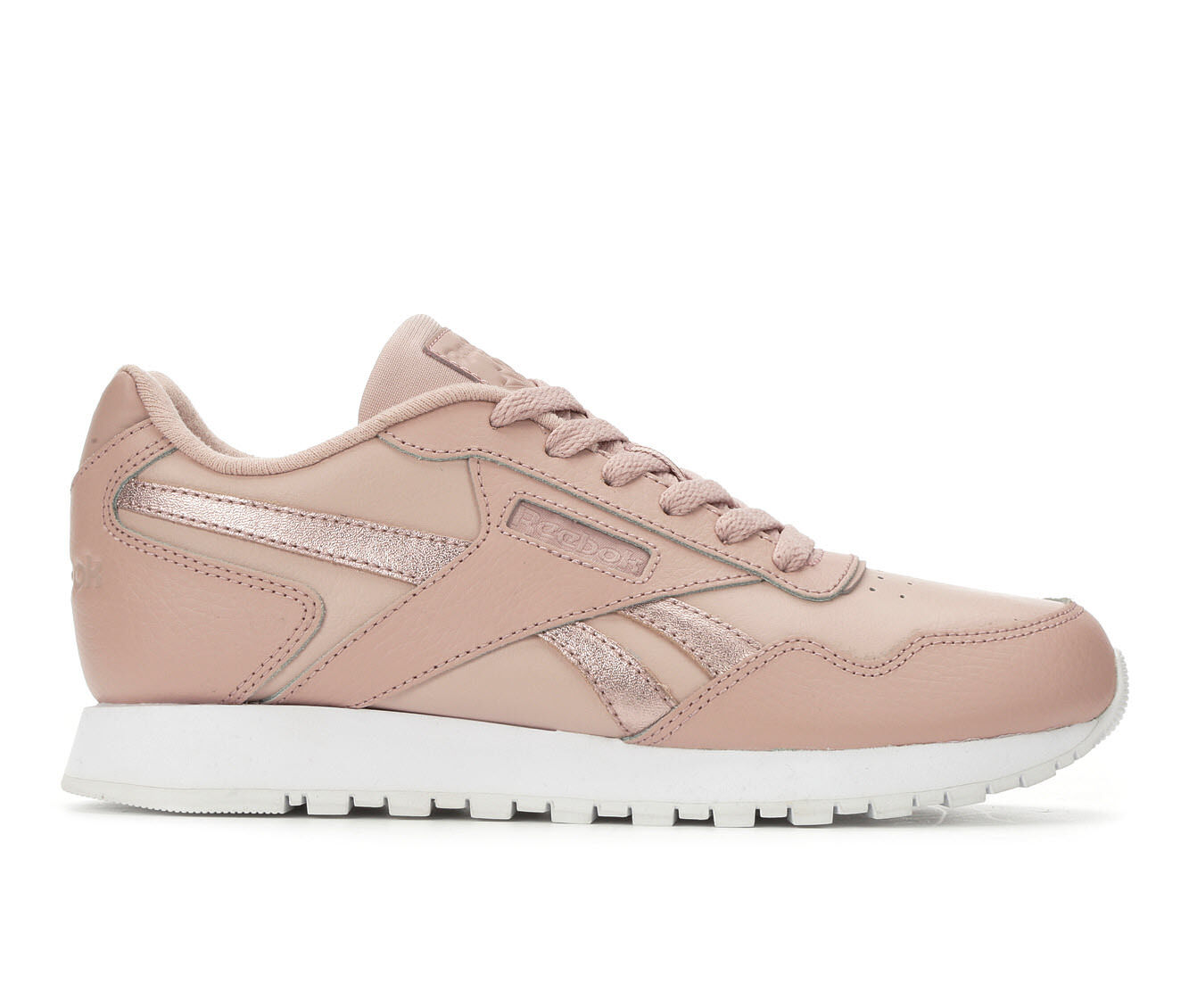 new arrivals Women's Reebok Classic Harman Run Retro Sneakers Pink/Rose/White
