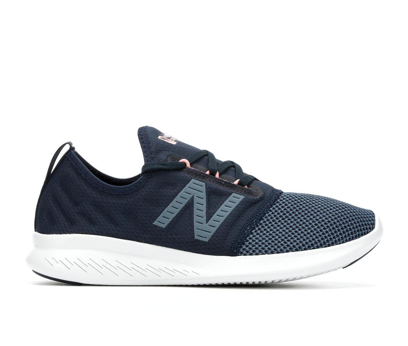 Women's New Balance Coast 4 Sneakers Galaxy/Pink