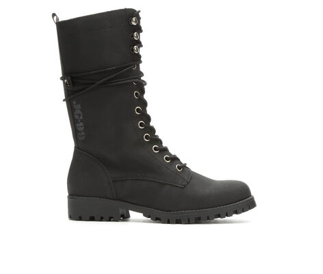 Women's Sugar Tegan Combat Boots