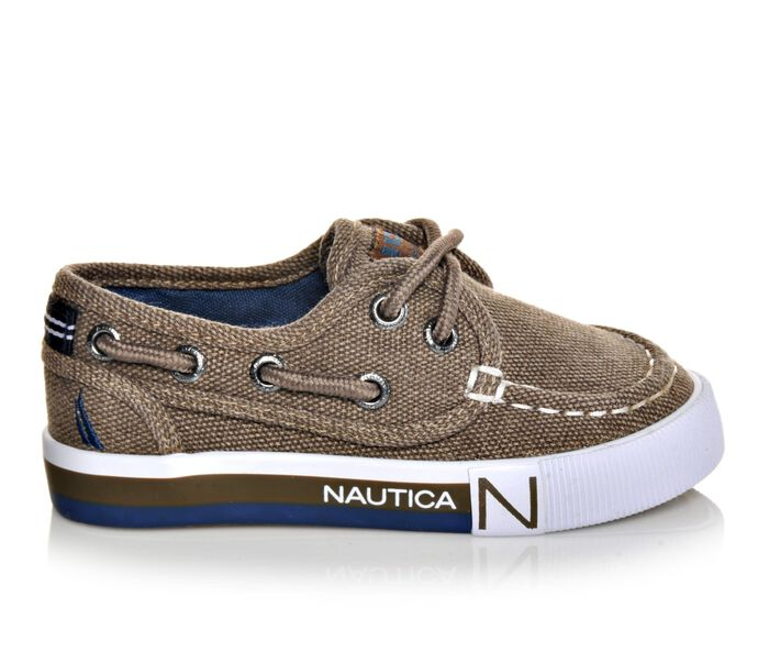 Boys' Nautica Toddler & Little Kid Spinnaker Boat Shoes