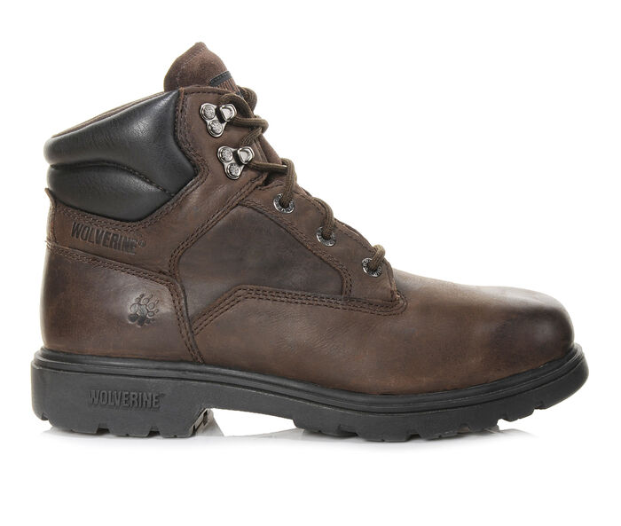 Men's Wolverine Bulldozer Work Boots