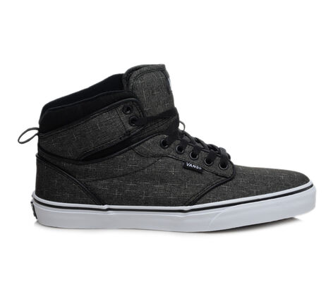 Men's Vans Atwood Hi Textile Skate Shoes