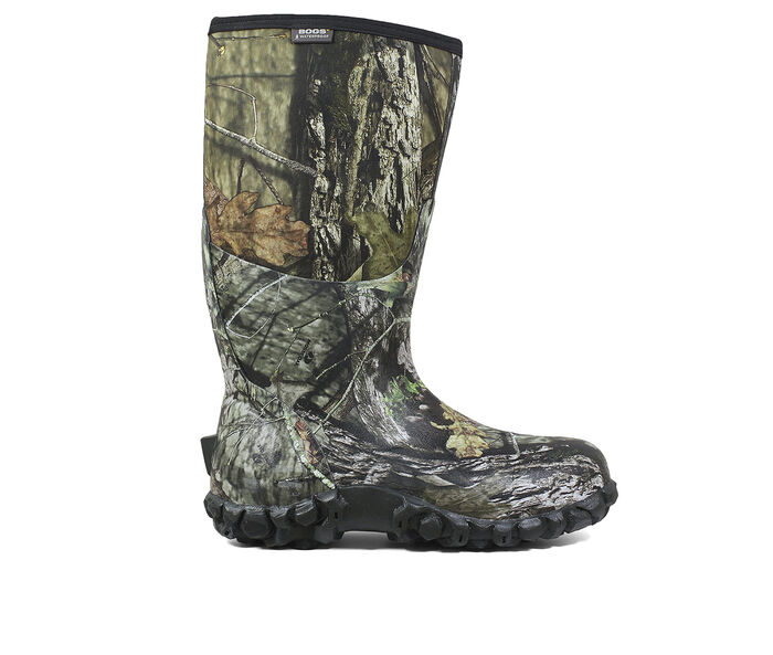 Men's Bogs Footwear Classic Camo Work Boots
