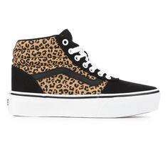 Women's Vans Ward Hi Platform Skate Shoes