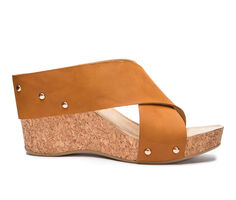 Women's Cl By Laundry Abloom Slip-On Wedges