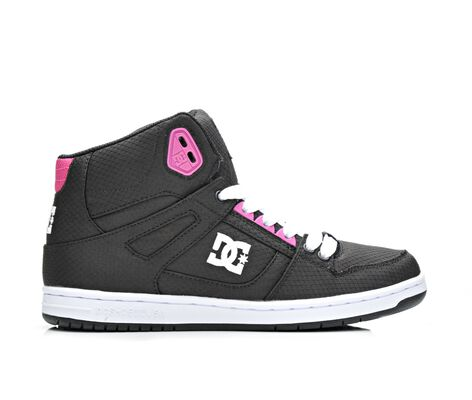 Women's DC Rebound Hi TX SE Skate Shoes