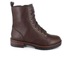 Women's KENSIE Willa Combat Boots