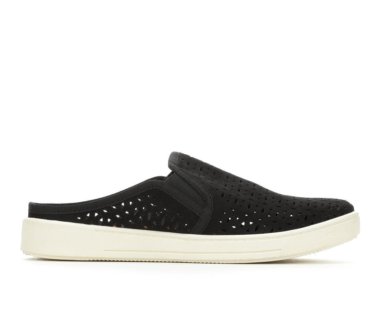 Women's Vintage 7 Eight Macie Slip-On Sneakers Black
