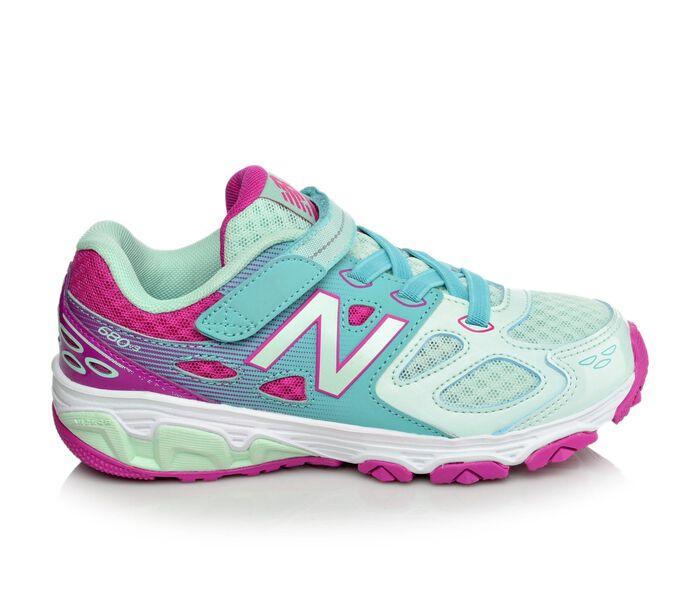 Girls' New Balance KA680QCY 10.5-5 Girls Running Shoes