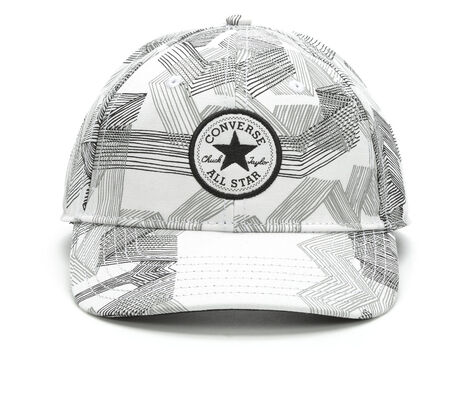 Converse Scattered Stripes Baseball Cap