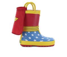 Girls' Western Chief Toddler Wonder Woman Rain Boots