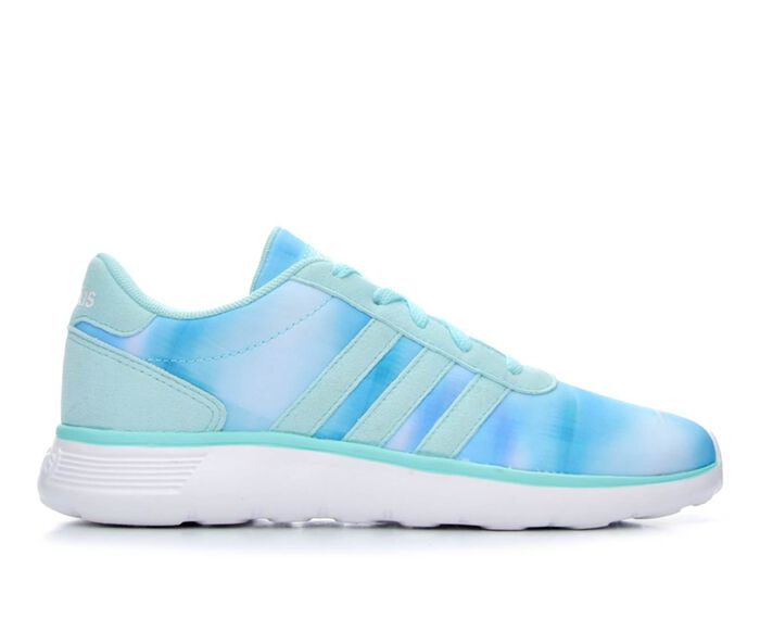 Girls' Adidas Adidas Lite Racer K 11-7 Running Shoes