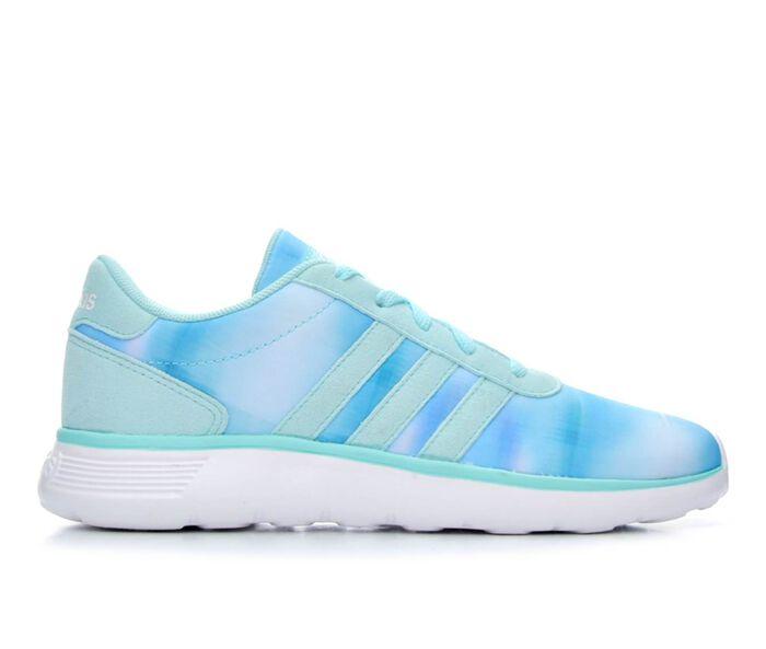 Girls' Adidas Adidas Lite Racer K 11-7 Running Shoes